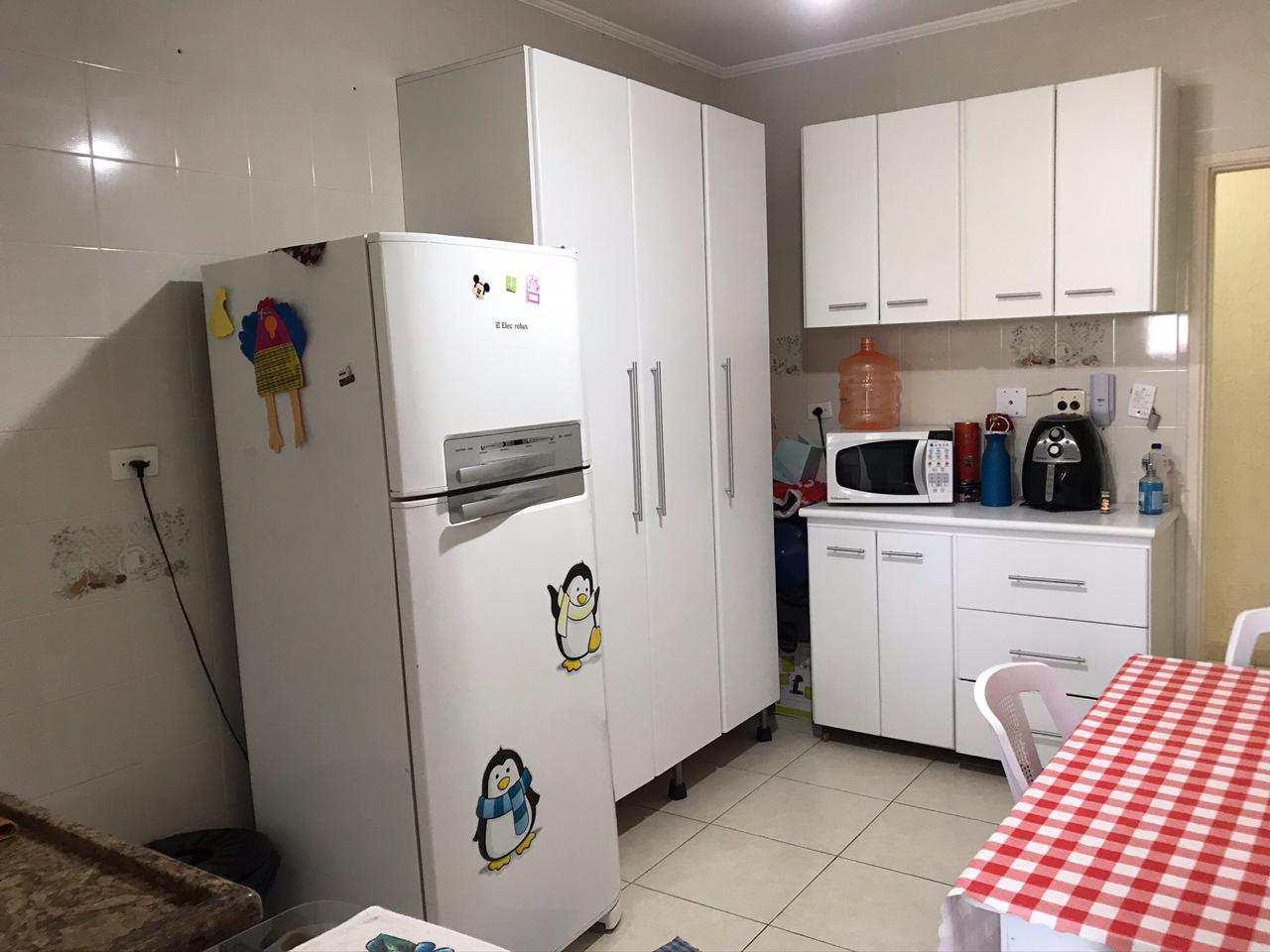 Apartamento com 3 dorms, Canto do Forte, Praia Grande - R$ 420 mil, Cod: 5834