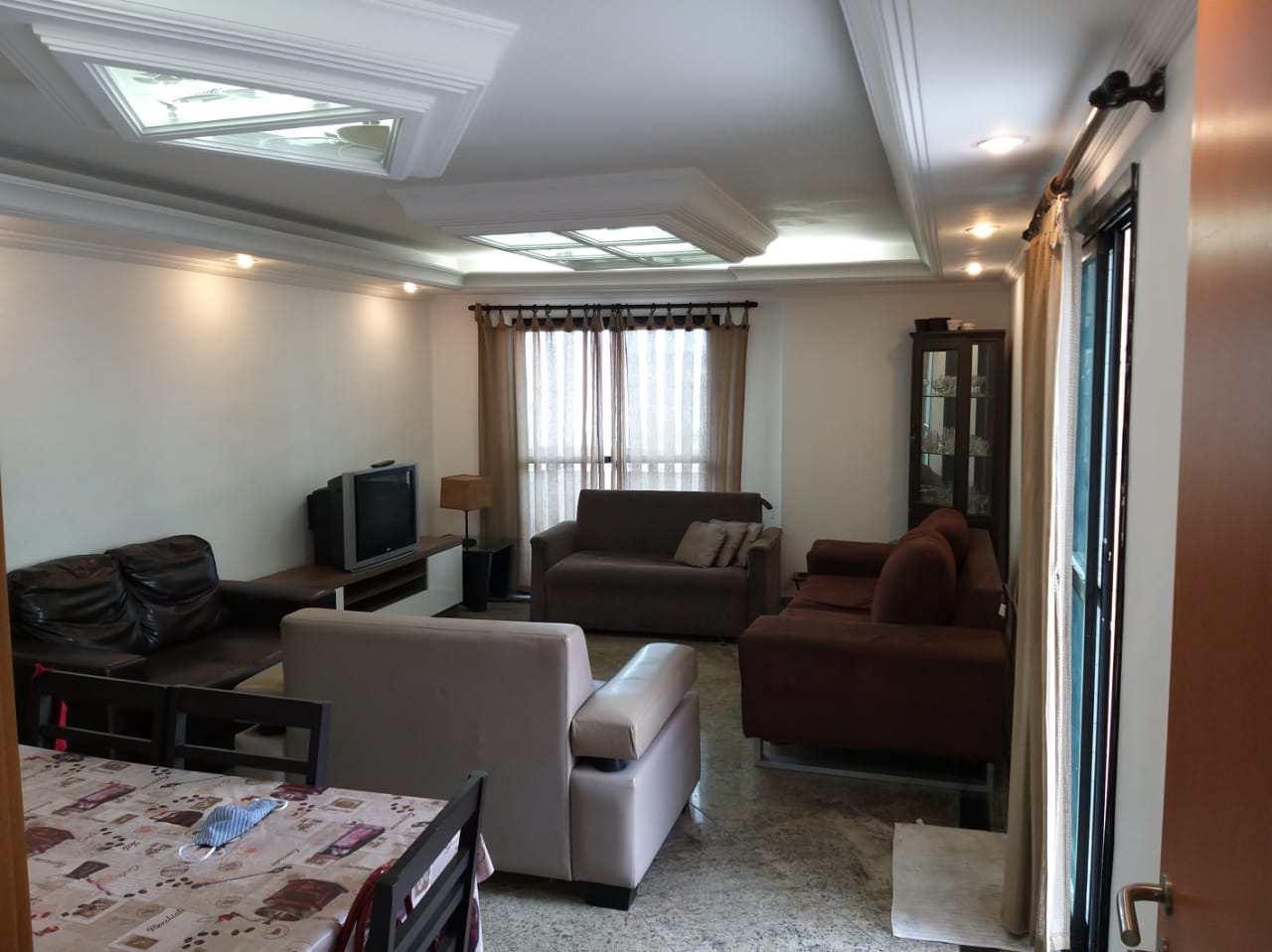 Cobertura com 3 dorms, Aviação, Praia Grande - R$ 750 mi, Cod: 5850