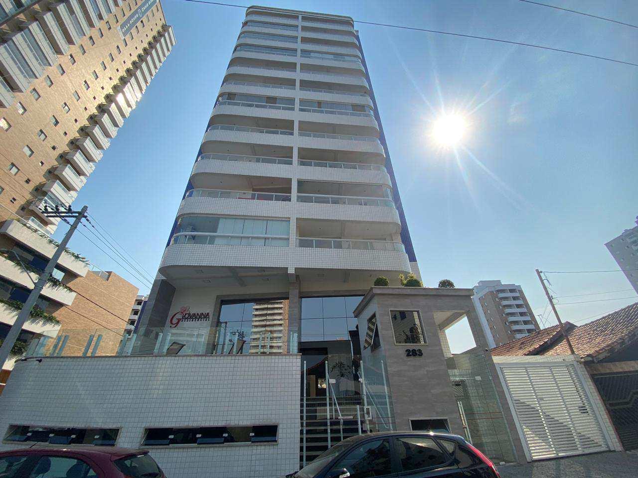 Apartamento com 2 dorms, Aviação, Praia Grande - R$ 298 mil, Cod: 5856
