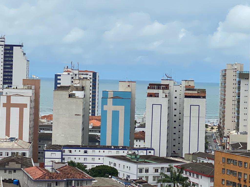 Apartamento com 3 dorms, Boqueirão, Praia Grande - R$ 580 mil, Cod: 5857