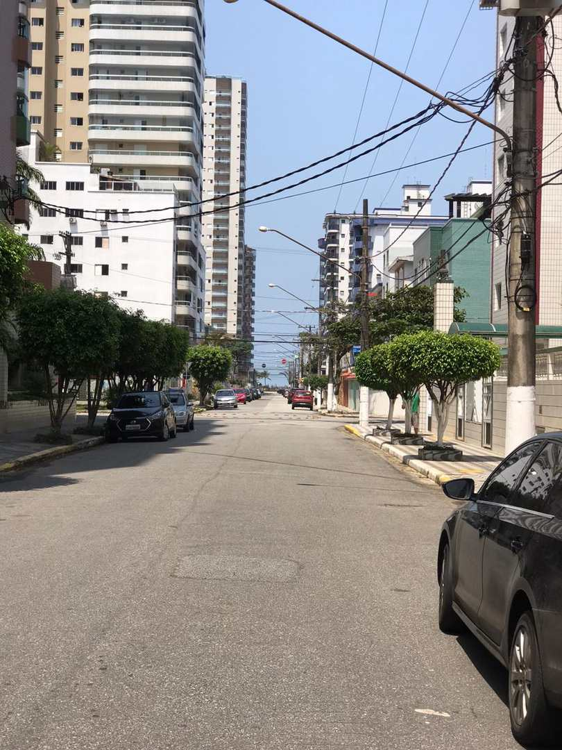 Apartamento com 2 dorms, Guilhermina, Praia Grande - R$ 270 mil, Cod: 5860