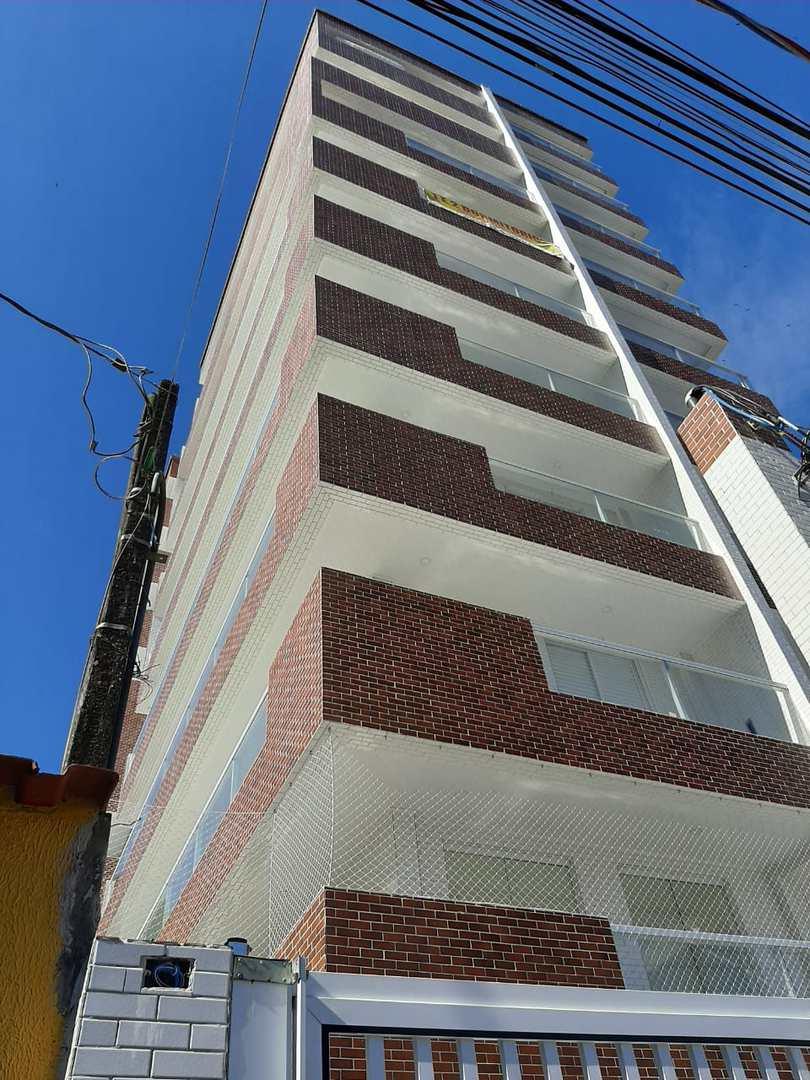 Apartamento com 2 dorms, Canto do Forte, Praia Grande - R$ 255 mil, Cod: 5864
