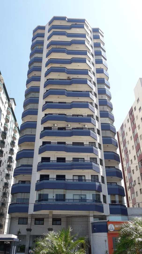 Apartamento com 2 dorms, Guilhermina, Praia Grande - R$ 318 mil, Cod: 5865