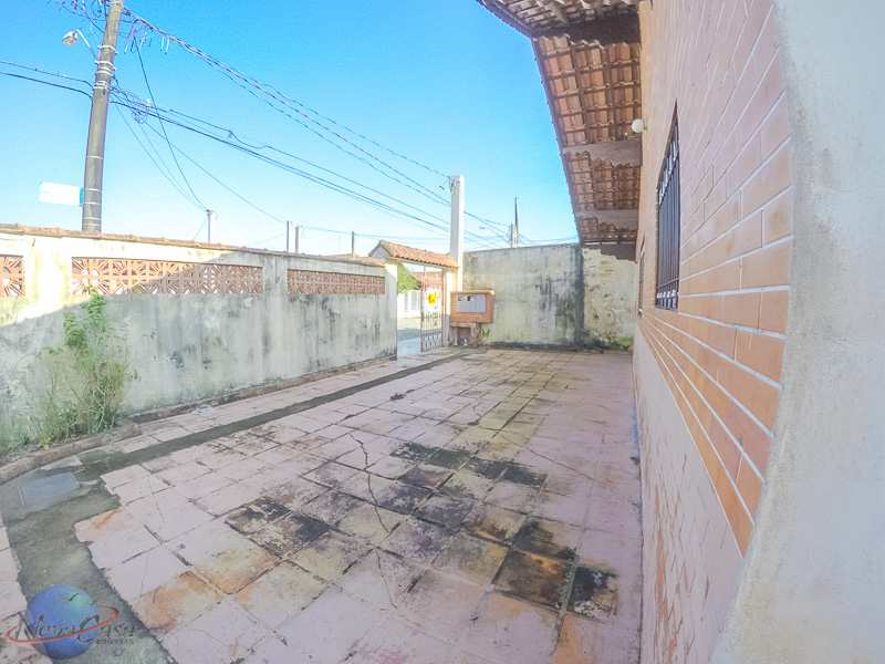 Casa com 2 dorms, Maracanã, Praia Grande - R$ 210 mil, Cod: 5918
