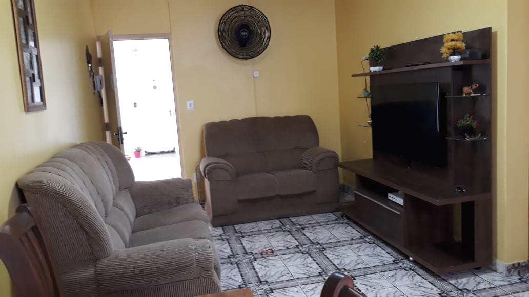 Apartamento com 1 dorm, Guilhermina, Praia Grande - R$ 175 mil, Cod: 5938