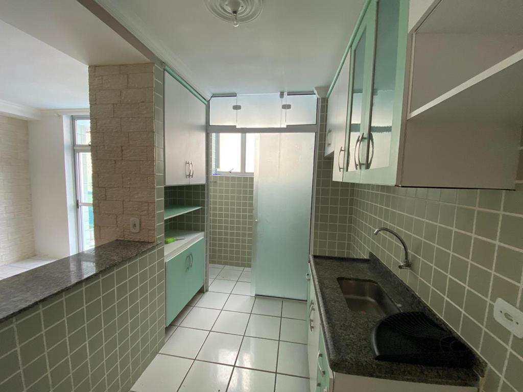 Apartamento com 2 dorms, Caiçara, Praia Grande - R$ 285 mil, Cod: 5961