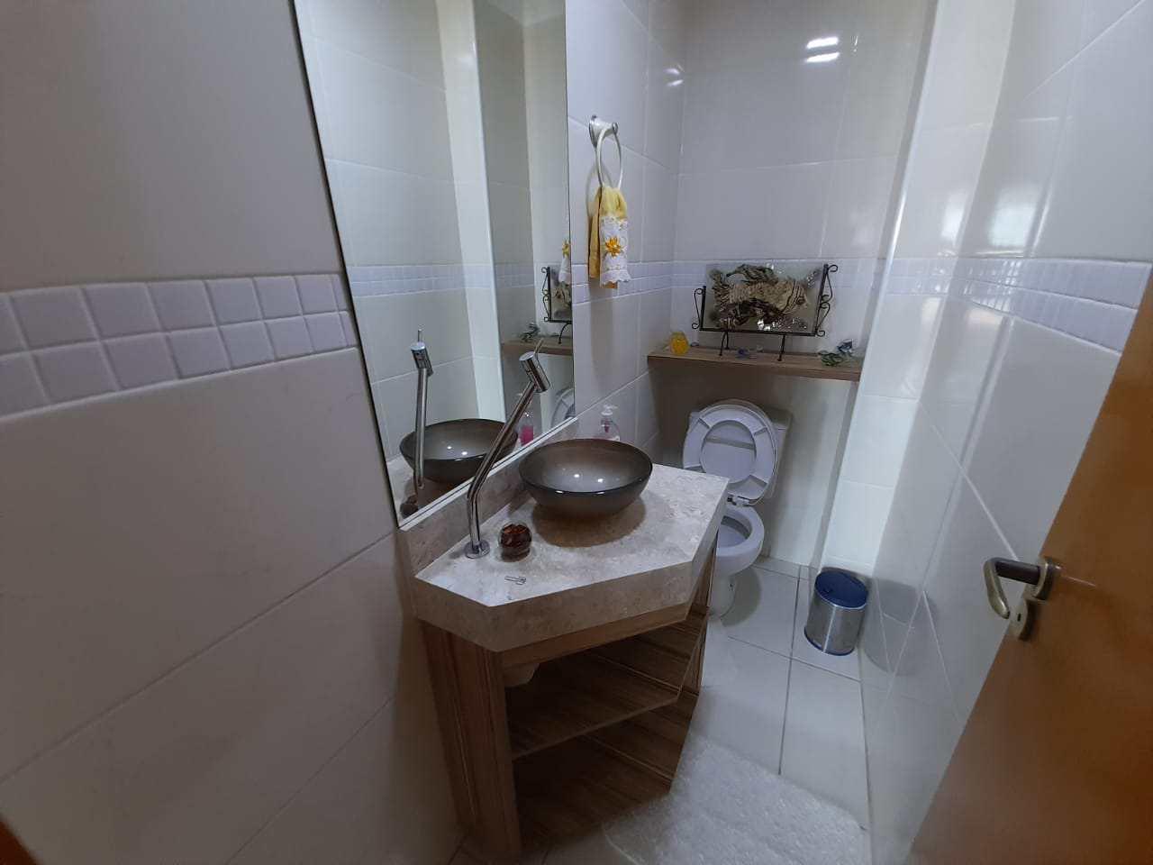 Apartamento com 3 dorms, Guilhermina, Praia Grande - R$ 750 mil, Cod: 5967