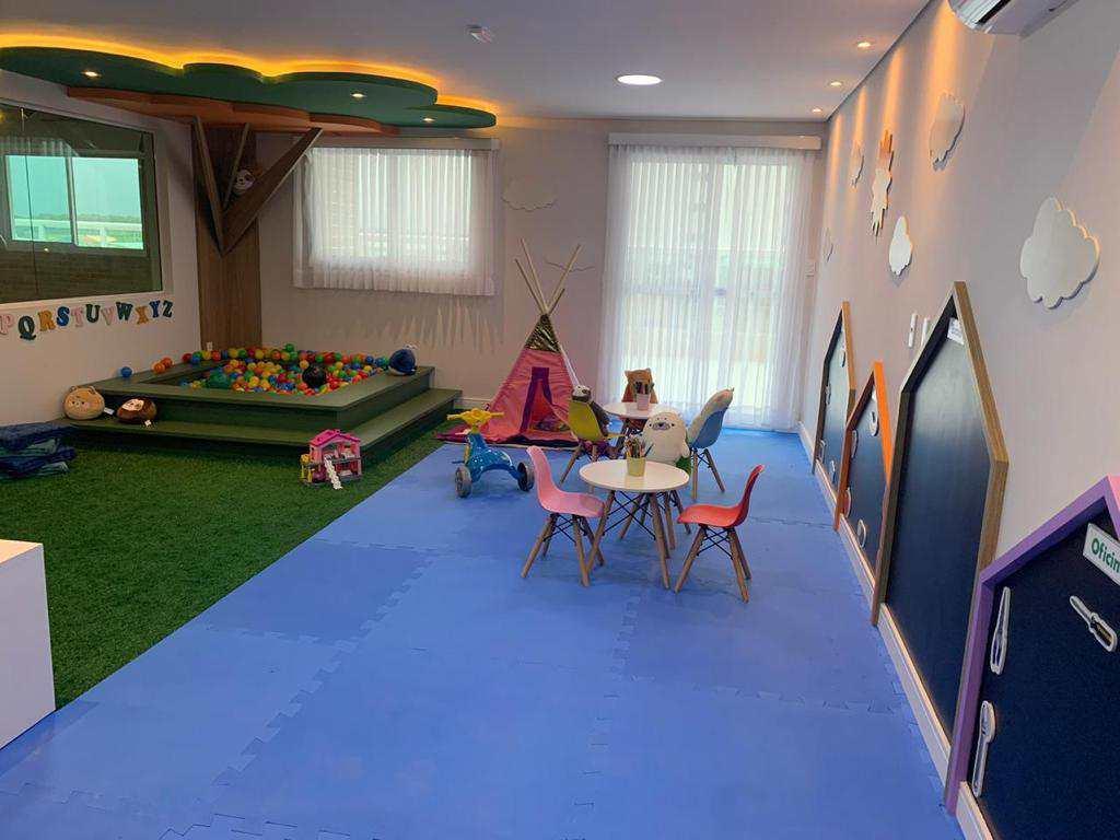Apartamento com 2 dorms, Caiçara, Praia Grande - R$ 320 mil, Cod: 6003