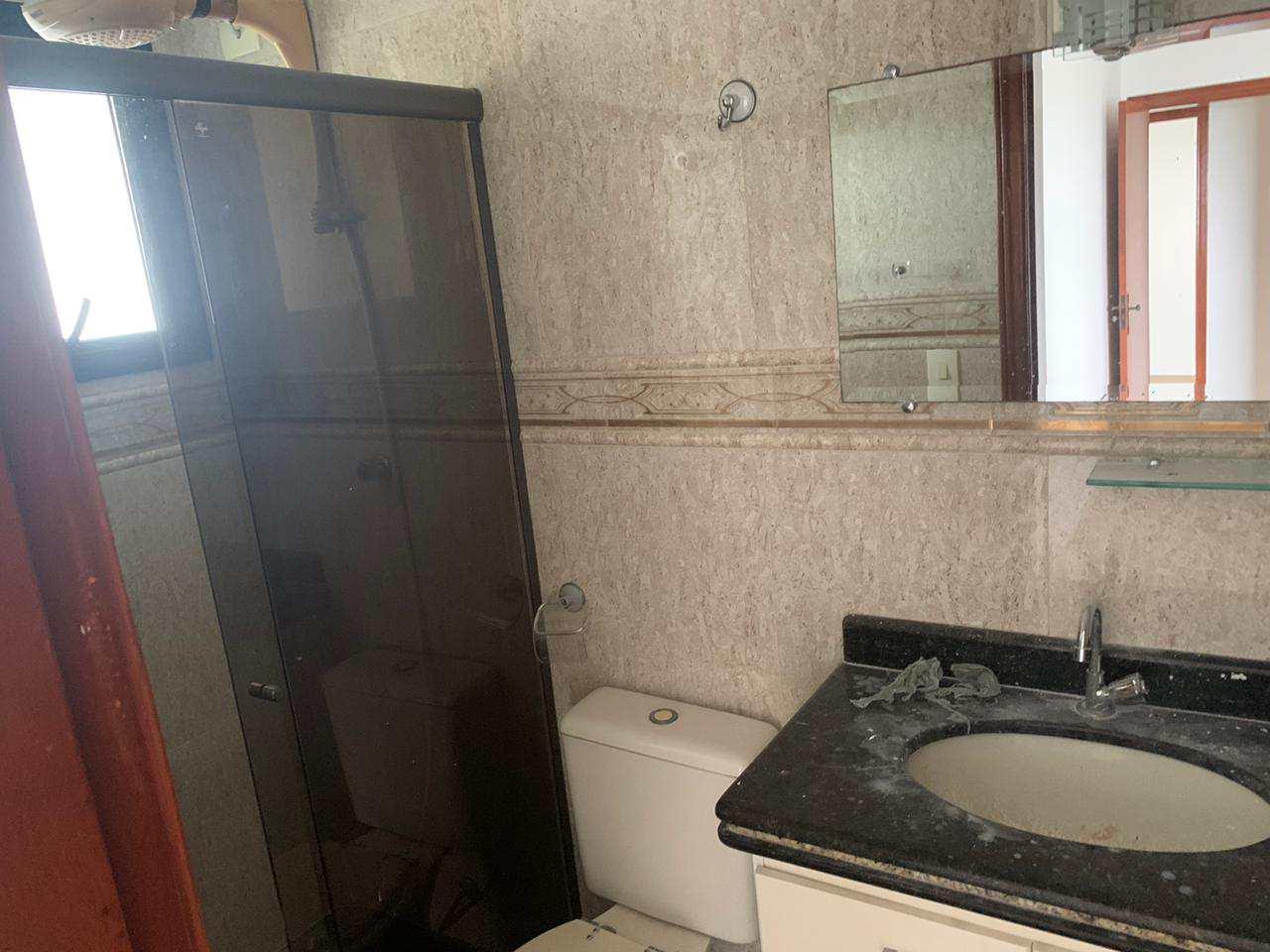 Apartamento com 3 dorms, Guilhermina, Praia Grande - R$ 480 mil, Cod: 6005
