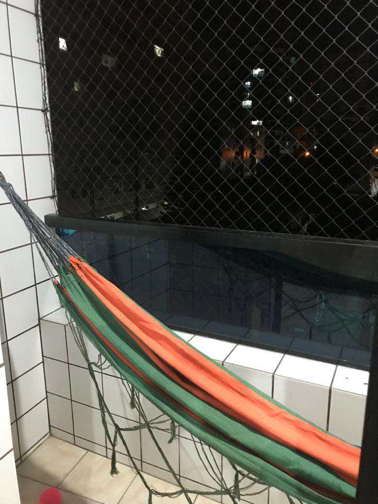 Apartamento com 2 dorms, Guilhermina, Praia Grande - R$ 235 mil, Cod: 6007