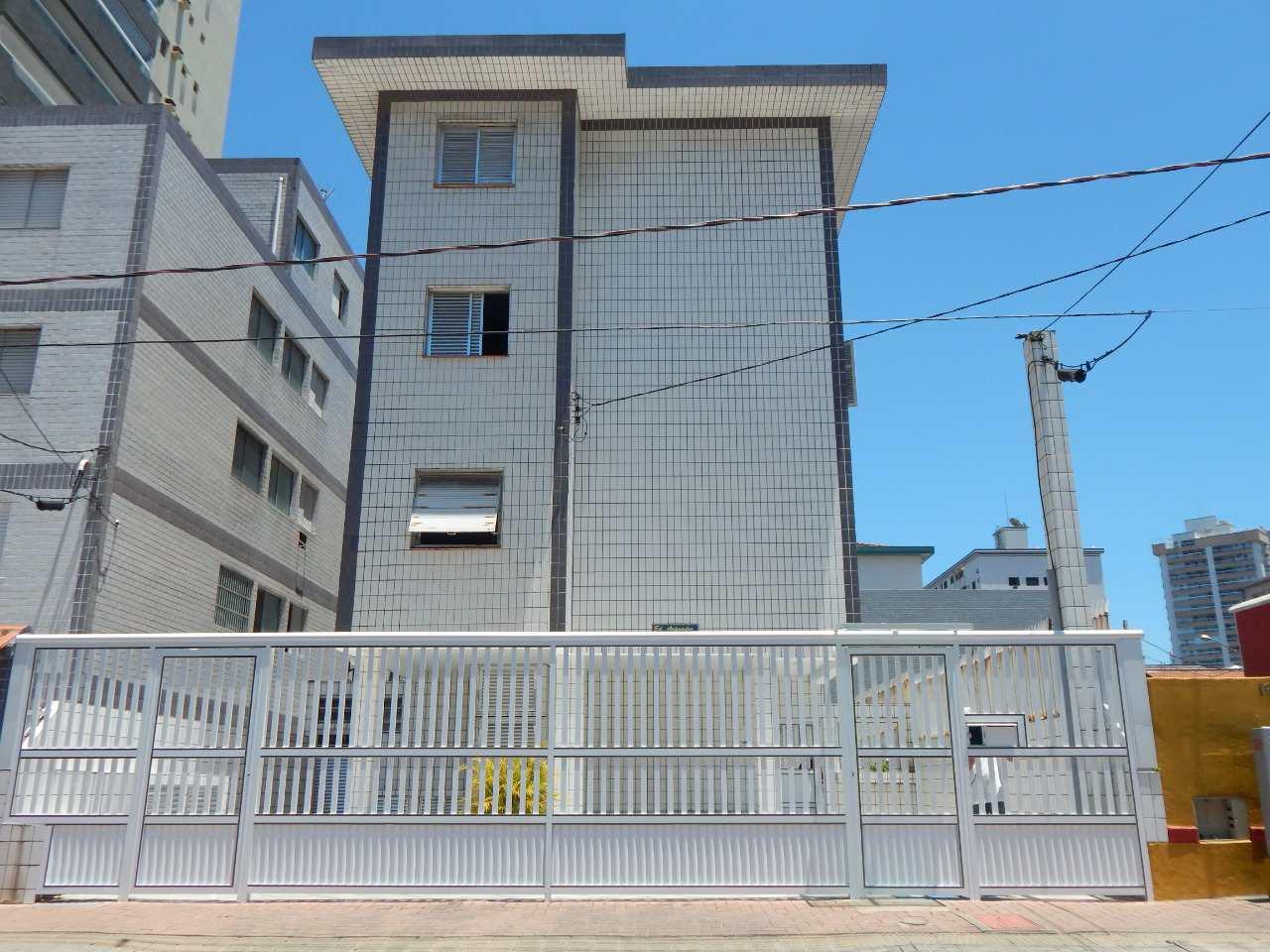 Apartamento com 1 dorm, Guilhermina, Praia Grande - R$ 160 mil, Cod: 6008