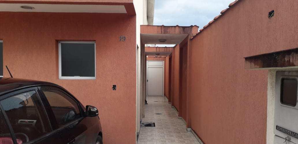Casa de Condomínio com 2 dorms, Antártica, Praia Grande - R$ 180 mil, Cod: 6009