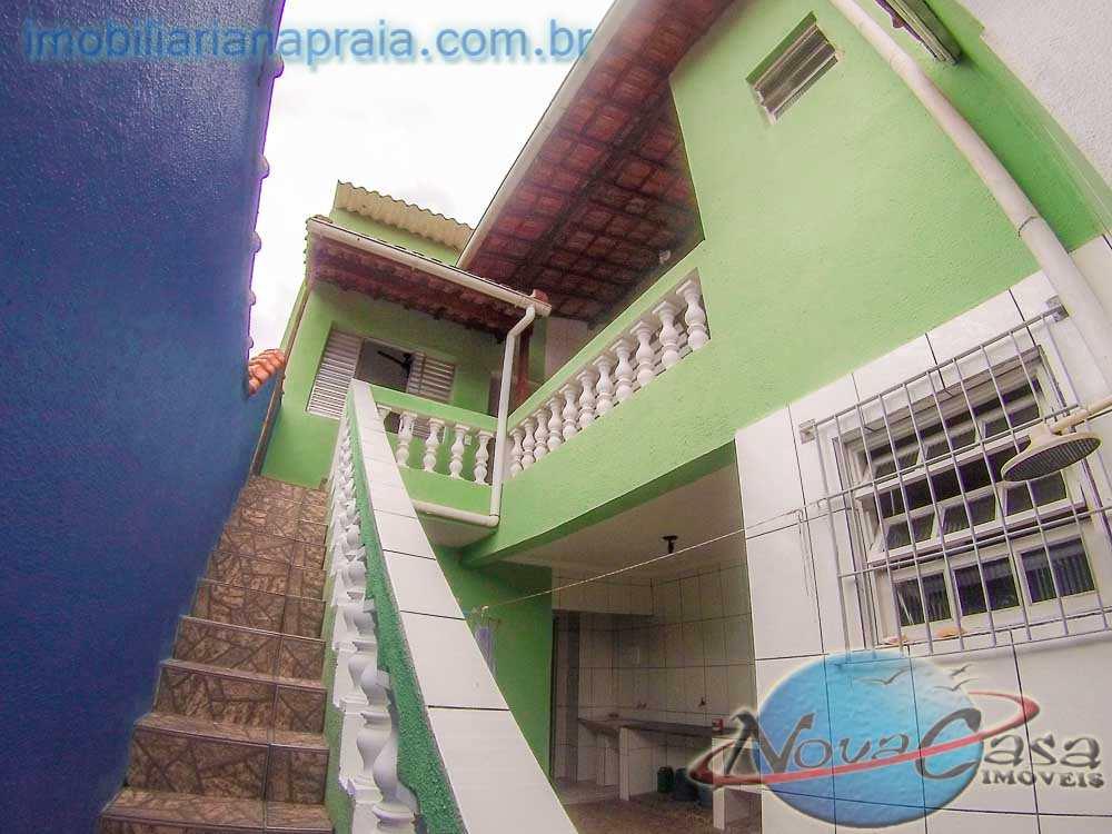 Casa com 3 dorms, Balneário Pires, Praia Grande - R$ 350 mil, Cod: 6013