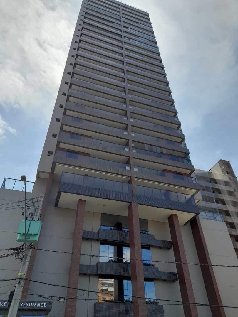 Apartamento com 3 dorms, Guilhermina, Praia Grande - R$ 740 mil, Cod: 6014