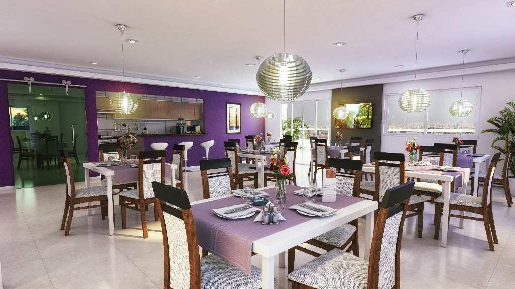 Apartamento com 2 dorms, Guilhermina, Praia Grande - R$ 360 mil, Cod: 6018