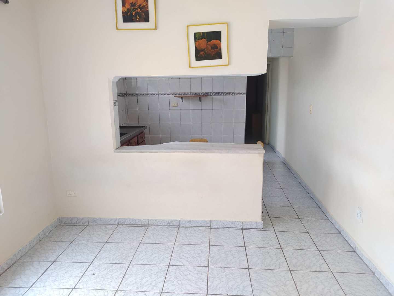 Apartamento com 1 dorm, Guilhermina, Praia Grande - R$ 190 mil, Cod: 6026