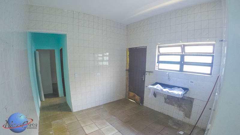 Casa com 2 dorms, Maracanã, Praia Grande - R$ 170 mil, Cod: 6073