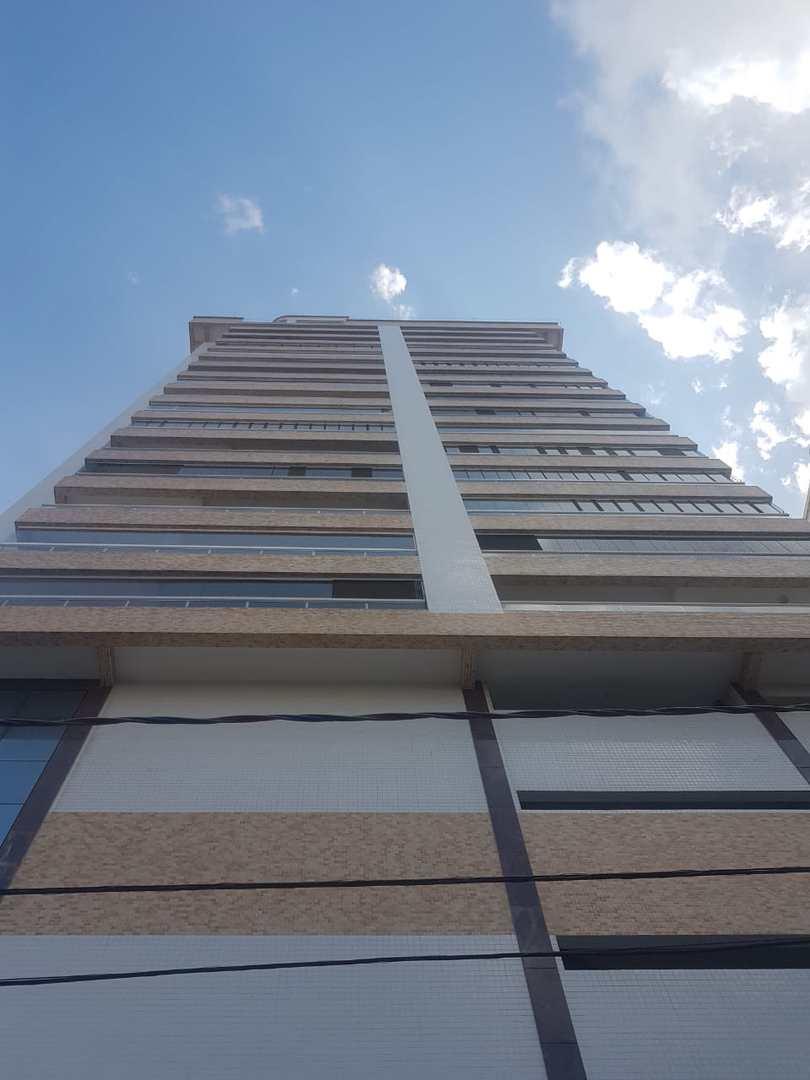 Apartamento com 3 dorms, Guilhermina, Praia Grande - R$ 900 mil, Cod: 6074