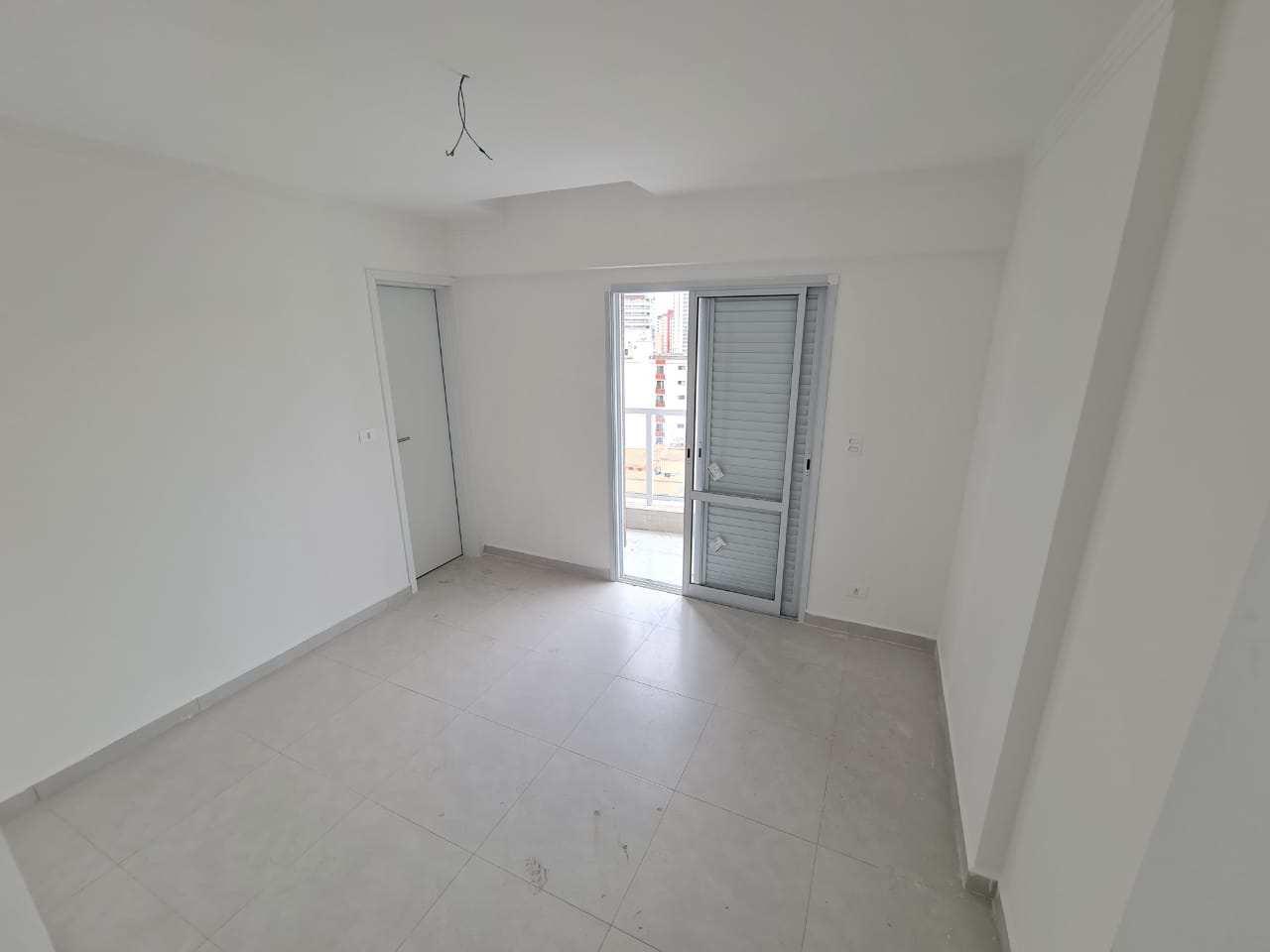 Apartamento com 2 dorms, Guilhermina, Praia Grande - R$ 470 mil, Cod: 6093