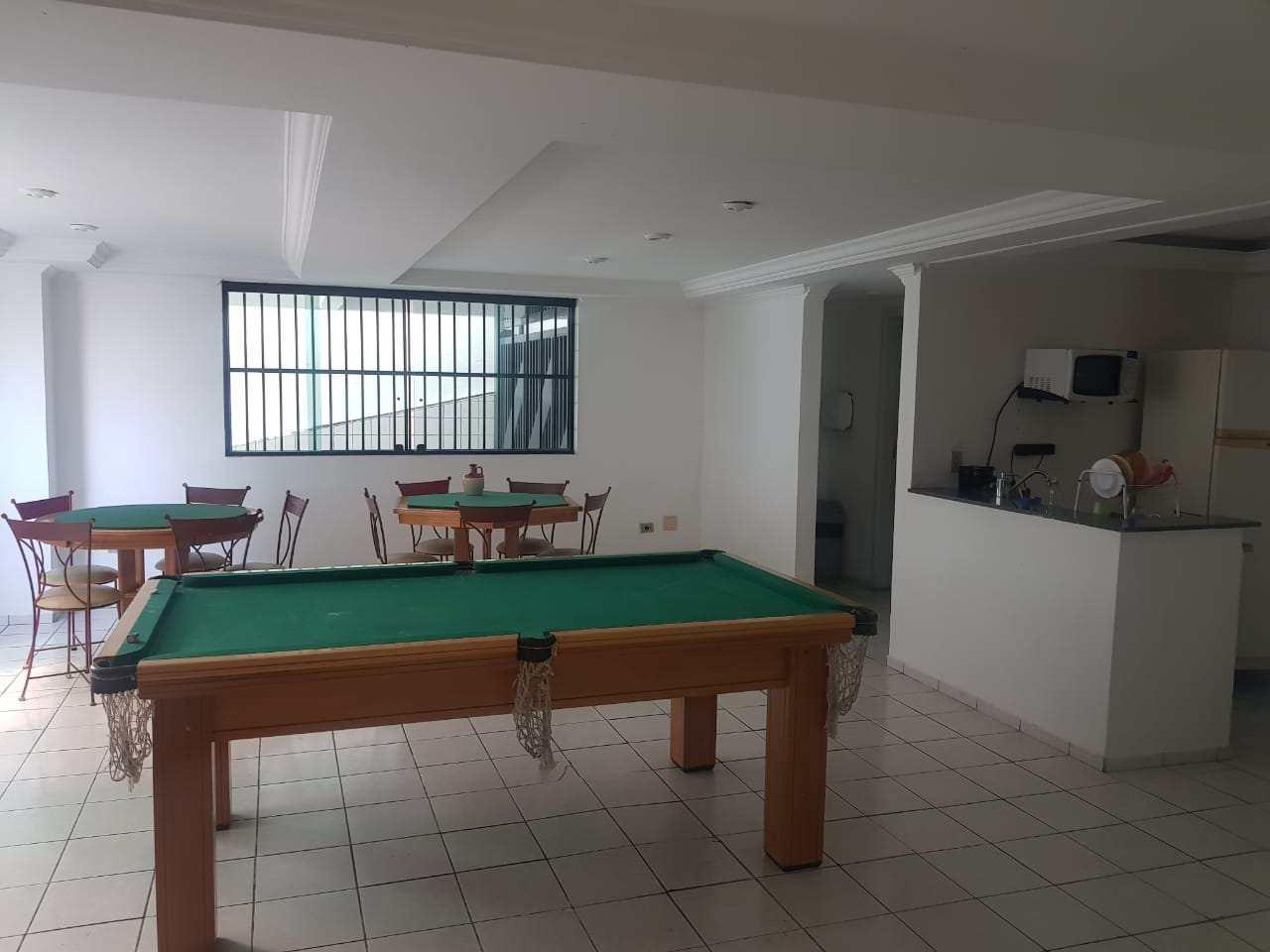 Apartamento com 1 dorm, Ocian, Praia Grande - R$ 189 mil, Cod: 6102