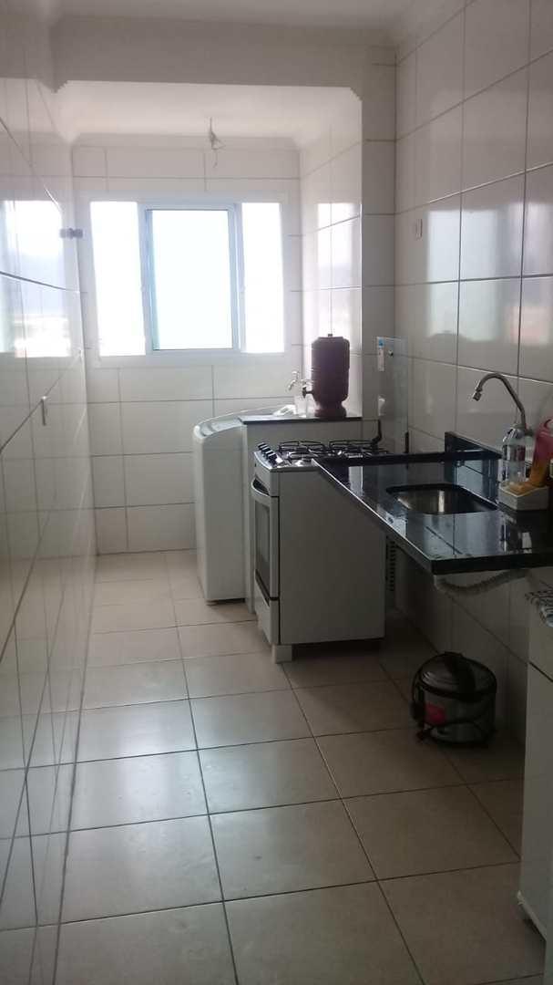 Apartamento com 2 dorms, Guilhermina, Praia Grande - R$ 255 mil, Cod: 6104