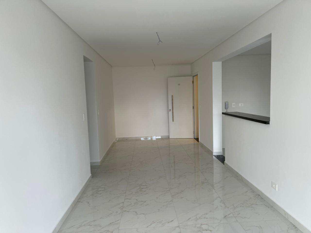 Apartamento com 3 dorms, Guilhermina, Praia Grande - R$ 699 mil, Cod: 6123