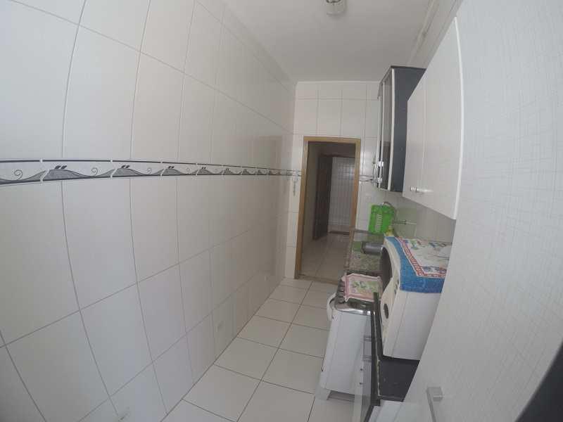 Apartamento com 2 dorms, Guilhermina, Praia Grande - R$ 200 mil, Cod: 6125