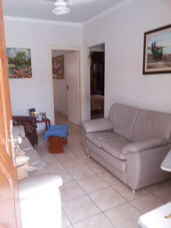 Casa com 4 dorms, Ocian, Praia Grande - R$ 530 mil, Cod: 6136