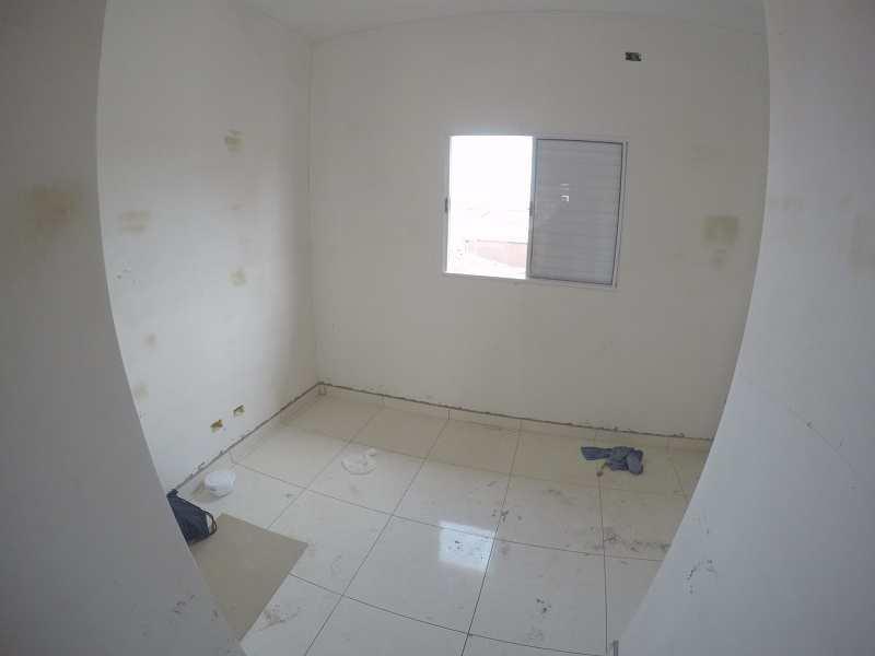 Casa de Condomínio com 2 dorms, Caiçara, Praia Grande - R$ 190 mil, Cod: 6148