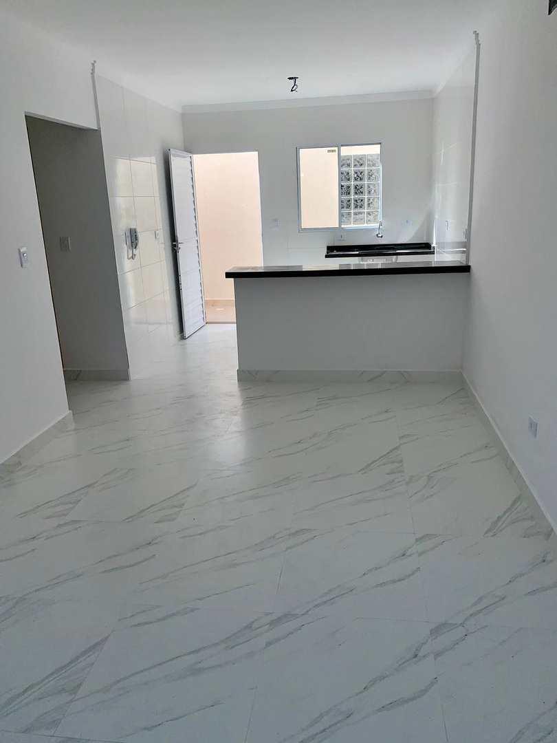 Casa de Condomínio com 2 dorms, Ocian, Praia Grande - R$ 240 mil, Cod: 6172