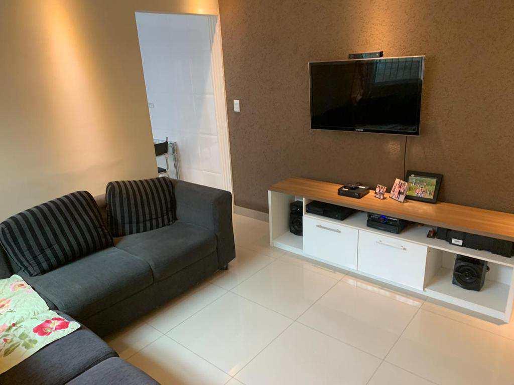 Casa com 2 dorms, Canto do Forte, Praia Grande - R$ 385 mil, Cod: 6185