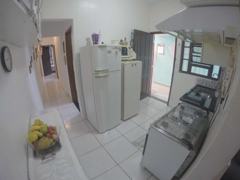 Casa com 2 dorms, Aviação, Praia Grande - R$ 285 mil, Cod: 6253