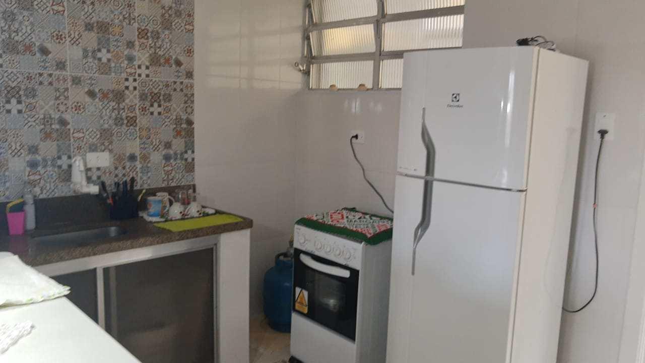 Kitnet, Guilhermina, Praia Grande - R$ 160 mil, Cod: 6305