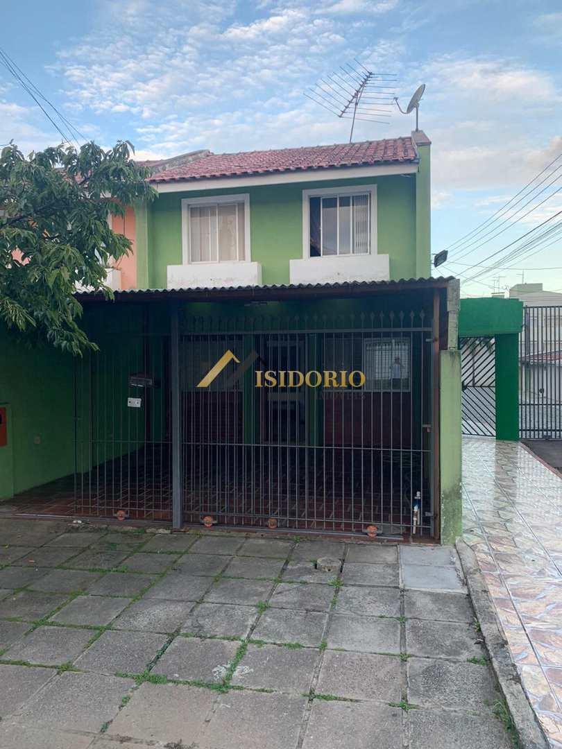 ÓTIMO SOBRADO FRENTE PARA RUA 03 QTOS,SEM SUITE,02 VAGAS DE GAR