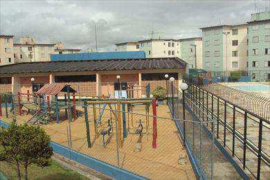 Apartamento com 2 dorms, Cidade Satélite Santa Bárbara, São Paulo - R$ 175 mil, Cod: 11283