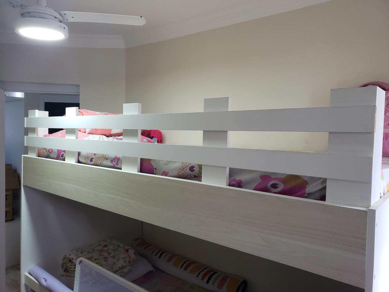 Apartamento com 3 dorms, Parque São Lourenço, São Paulo - R$ 250 mil, Cod: 11285