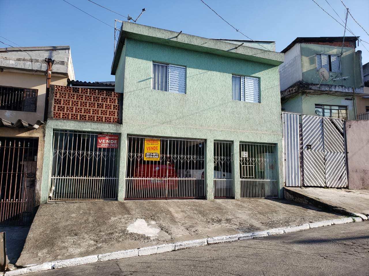 Casa com 3 dorms, Vila Ester, São Paulo - R$ 280 mil, Cod: 11332