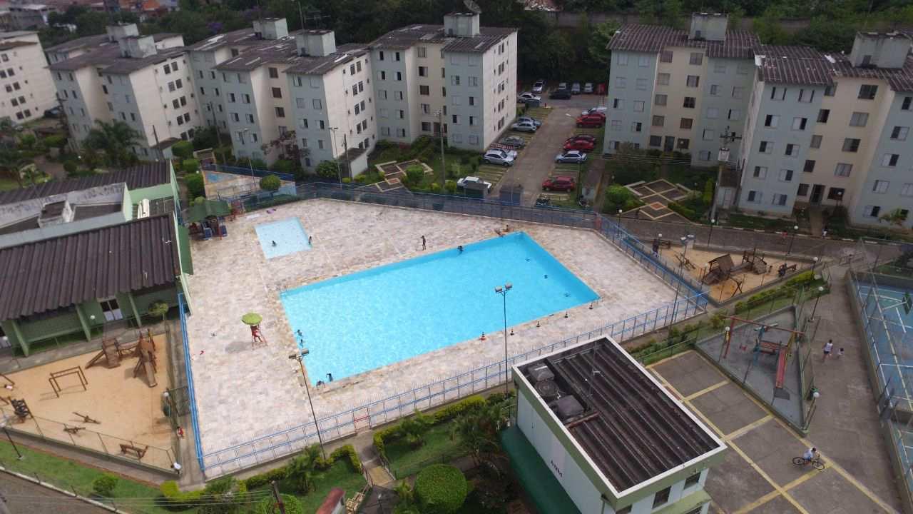 Apartamento com 2 dorms, Cidade Satélite Santa Bárbara, São Paulo - R$ 180 mil, Cod: 11361