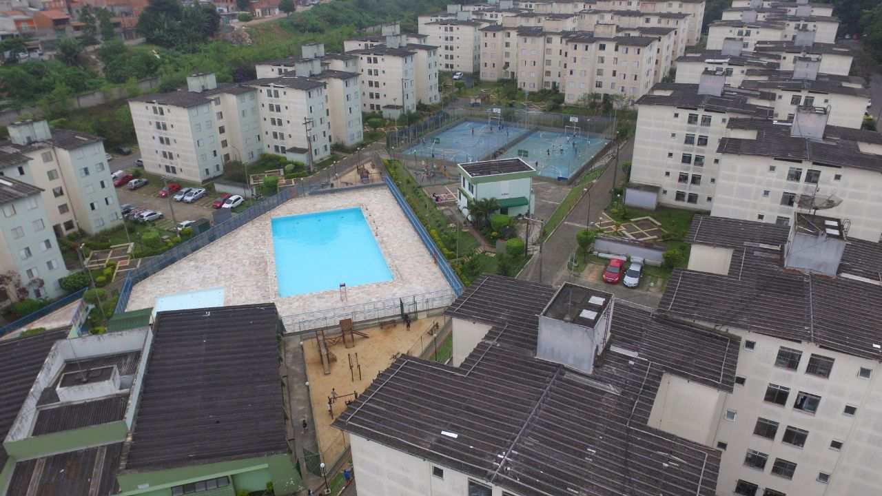 Apartamento com 2 dorms, Cidade Satélite Santa Bárbara, São Paulo - R$ 180 mil, Cod: 11368