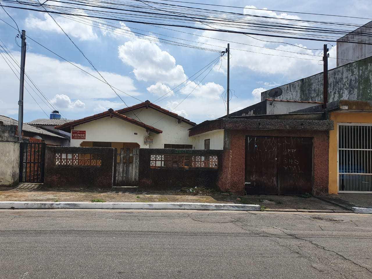 Terreno com 2 dorms, Vila Ester, São Paulo - R$ 260 mil, Cod: 11389