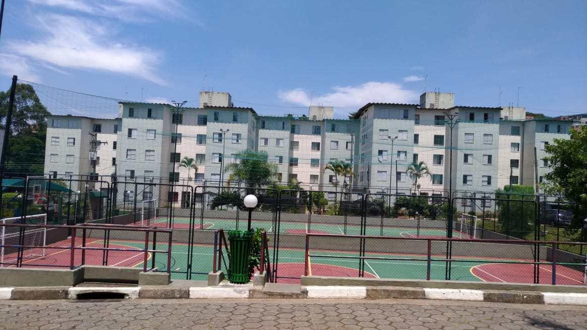 Apartamento com 2 dorms, Cidade Satélite Santa Bárbara, São Paulo - R$ 190 mil, Cod: 11454