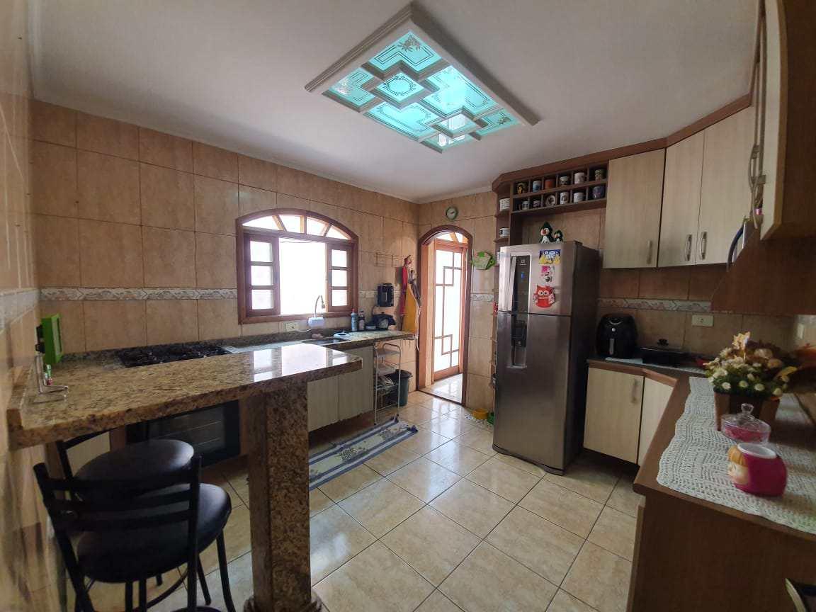 Casa com 2 dorms, Jardim Sílvia Maria, Mauá - R$ 330 mil, Cod: 11461