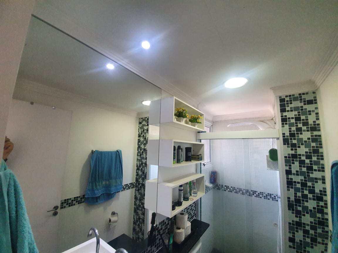 Apartamento com 2 dorms, Parque São Lourenço, São Paulo - R$ 210 mil, Cod: 11578