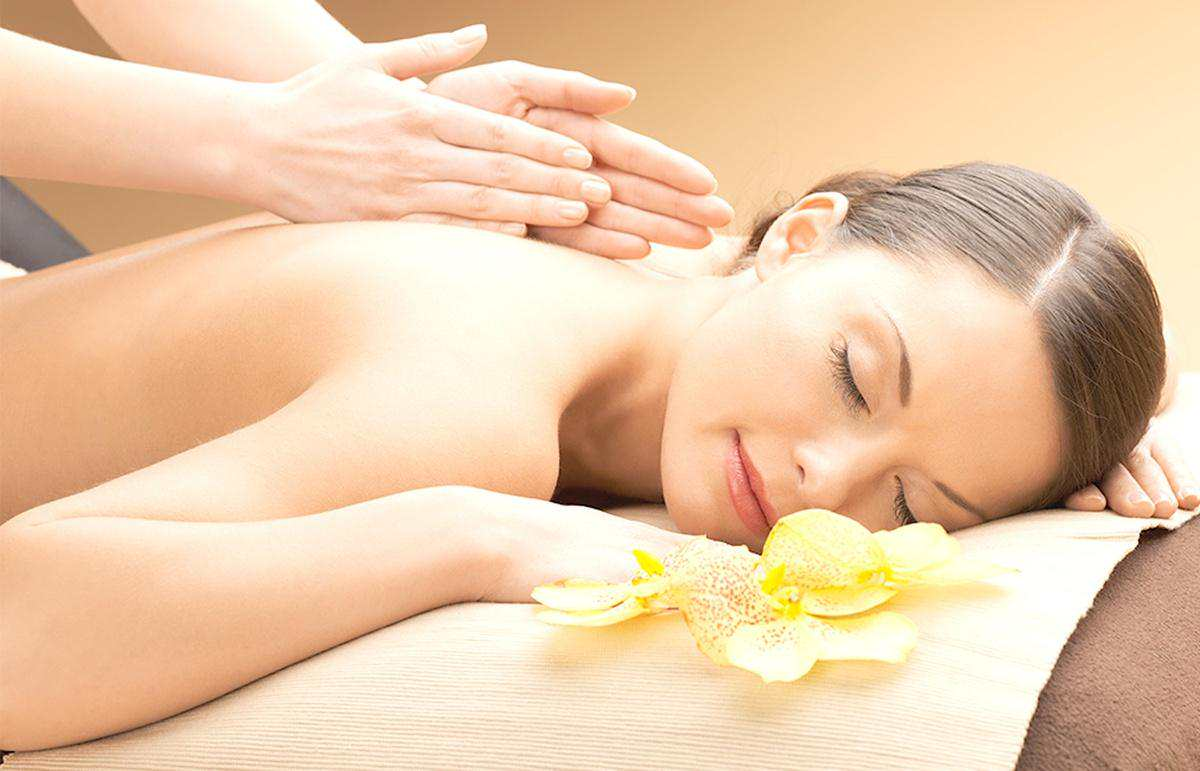 spa massagem sauna