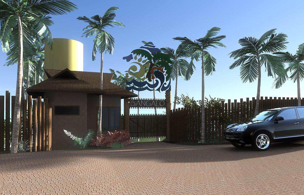 fachada 3D