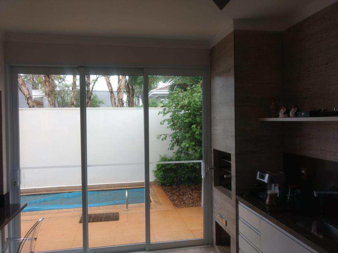 Casa de Condomínio com 3 dorms, Jardim Nova Aliança Sul, Ribeirão Preto - R$ 1.45 mi, Cod: 1721959