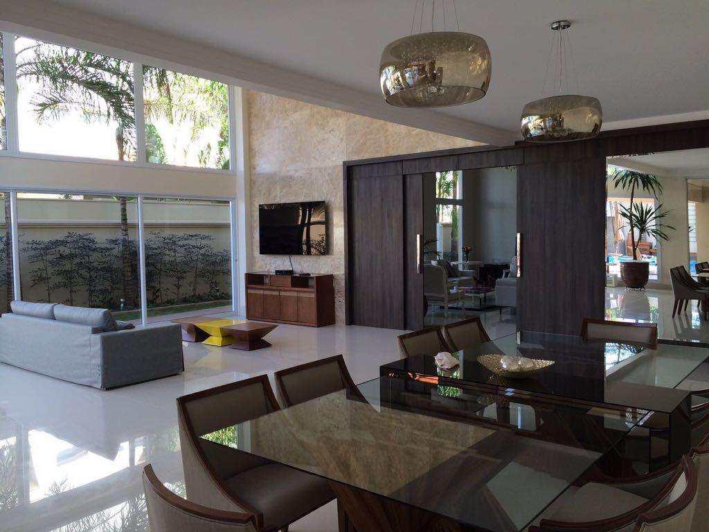 Casa de Condomínio com 4 dorms, Condomínio Guaporé, Ribeirão Preto, Cod: 1722050