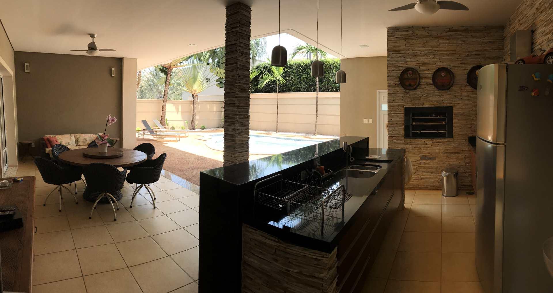 Casa de Condomínio com 4 dorms, Jardim Canadá, Ribeirão Preto - R$ 3.8 mi, Cod: 1722093