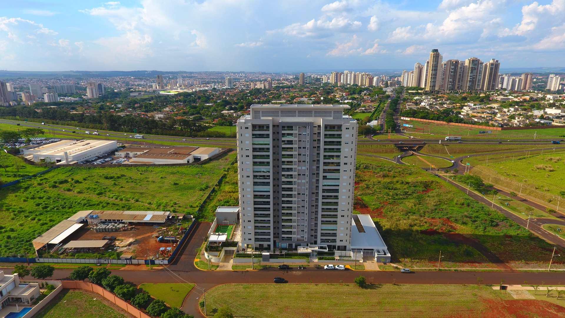 Apartamento com 3 dorms, Bonfim Paulista, Ribeirão Preto - R$ 520 mil, Cod: 1722094