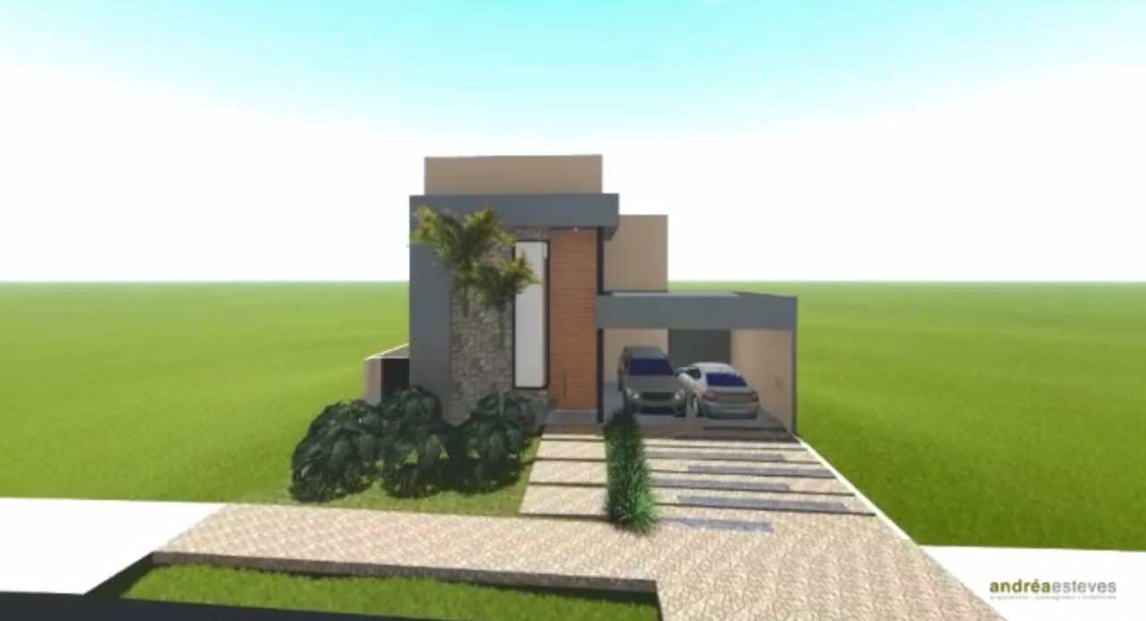 Casa de Condomínio com 4 dorms, Vila do Golf, Ribeirão Preto - R$ 1.4 mi, Cod: 1722135